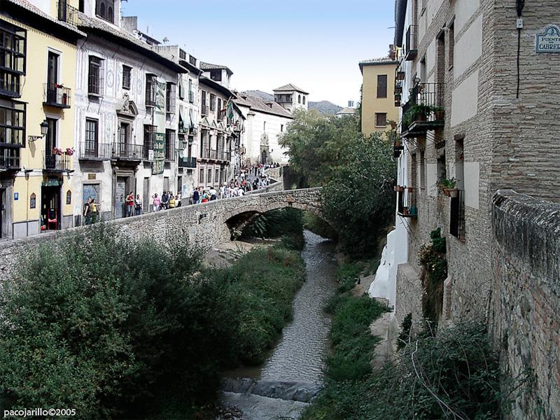 Calles del Albaicin XIV