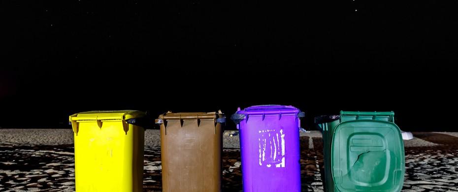 Reciclaje nocturno