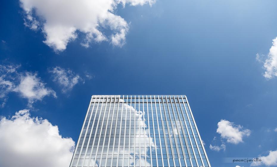 Cielo urbanizado